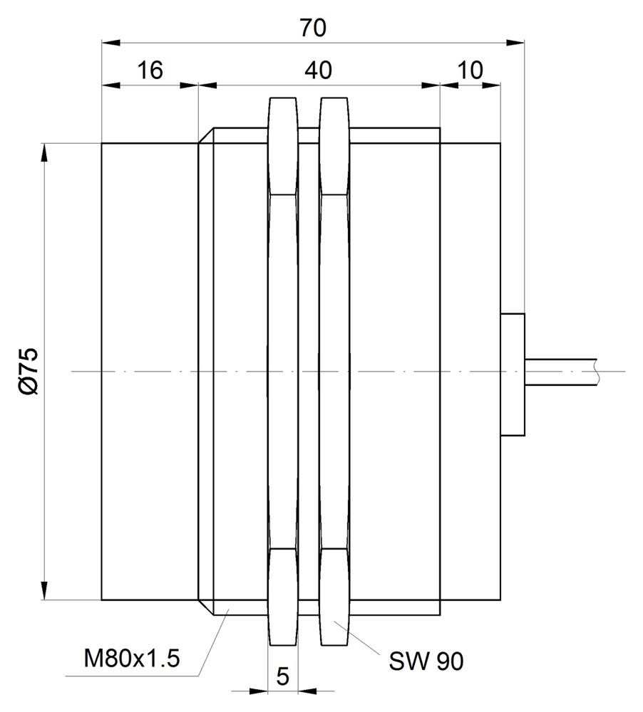 Product Details Ipf Electronic Ac 3 Wire Proximity Switch Wiring Free Download Diagrams Circuit Diagram